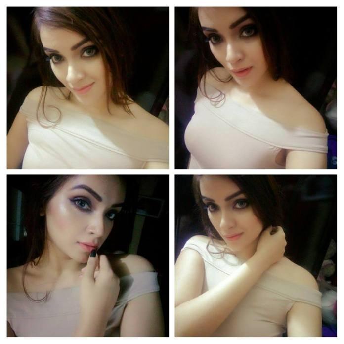 Bangladeshi Model & Actress Sharlina Hossain 26