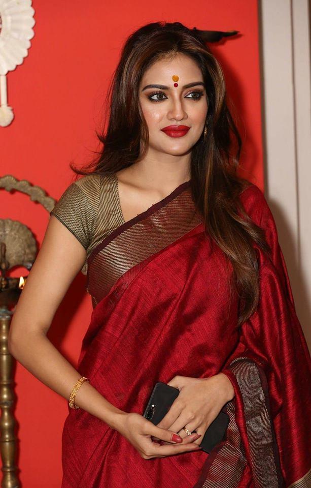 Nusrat Jahan - Kolkata Film Actress Bio & Best Images 24