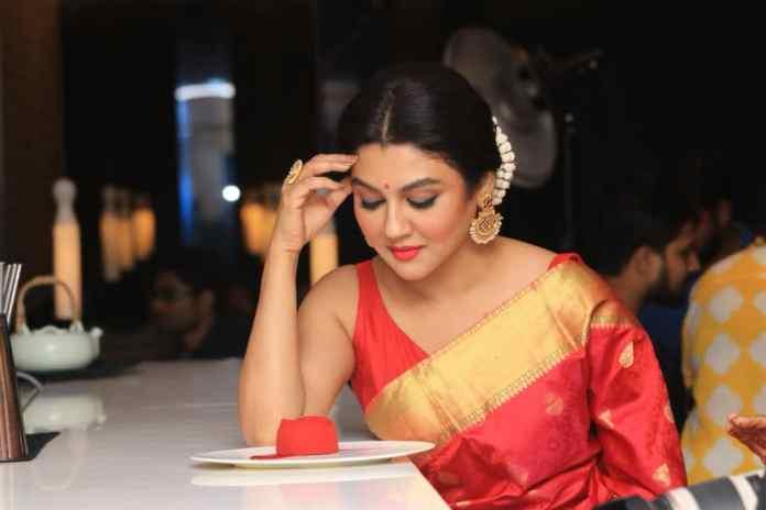 Bengali Actress Jaya Ahsan Best Images 19