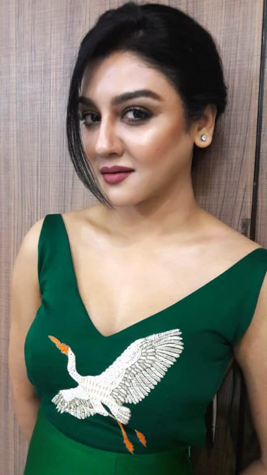 Bengali Actress Jaya Ahsan Best Images 7