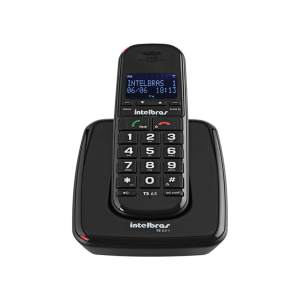 TS 63 V - Telefone sem fio digital (preto)