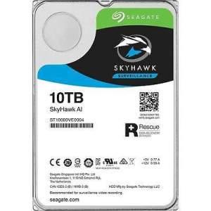 Hdd Seagate Skyhawk 10 Tb P: Seguranca : Vigilancia : Dvr - St10000ve0008