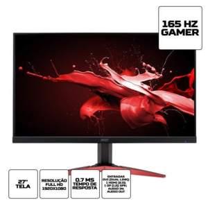 Monitor 27 Gamer