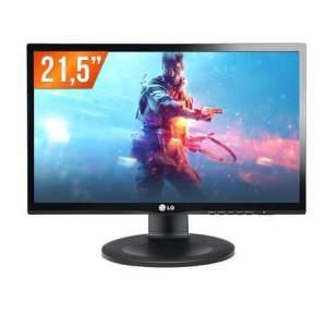 Monitor Led Ips 21.5 LG Full Hd 22bn550y Hdmi Preto