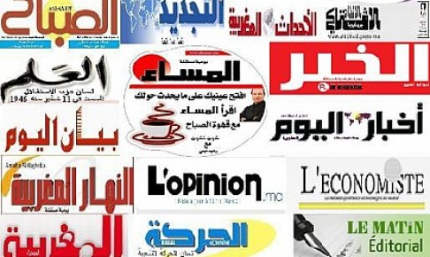"""صحف الأربعاء:الغموض يلف العلاقات الاستخباراتية بين المغرب وإسبانيا، و فيديوهات مفبركة تحرك فرق الأمن الإلكتروني، و احتكار """"بي إن سبورت"""" يجر عليها الغضب."""