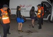 الحرب على الدعارة و البغاء تنتهي بتوقيف 67 فتاة بمختلف شوارع وساحات المدينة