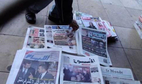 """رصيف الأسبوعيات:دائرة البهائية تتسع في المغرب بمعتقدات غريبة، و أزمة محتملة بين المغرب وإسبانيا بسبب """"حافلات""""،و"""