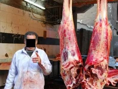 وفاة جزار بعد ذبحه كبش العيد و استعداده لذبح الثاني