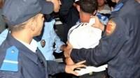 عااجل:سارق عمارة العزاب يقع في قبضة رجال الشرطة بتزنيت