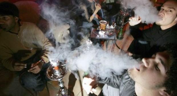ليلة الاحتفال بميلاد مهاجم مغربي تكلفه 18 مليون من الخمور و الشيشة، و تنتهي به في مخفر الشرطة.