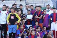 أكادير: تكريم اللاعب السابق أحمد الرموكي في الدورة الثالثة للدوري الوطني للفئات الصغرى