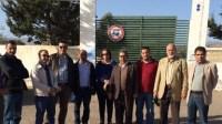 لجنة من المجلس الجماعي لأكادير وممثلي المجتمع المدني في زيارة ميدانية لمقبرة تيليلا للعناية بمقابر المسلمين