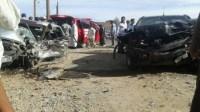 حادثة سير خطيرة ترسل 37 شخصا الى المستشفى من بينهم 35 تلميذا بتنغير