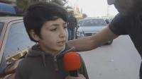 (+فيديو)معلمة تعنف تلميذا باستعمال أنبوب مطاطي