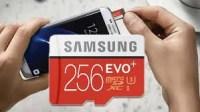 سامسونغ تعلن عن أكبر بطاقة ذاكرة في العالم
