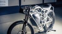 تصميم أول دراجة نارية ثلاثية الأبعاد في العالم