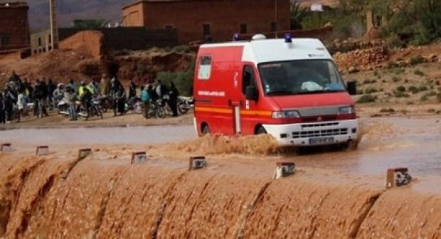 المغرب يدخل عهد التعويض عن أضرار الكوارث الطبيعية.