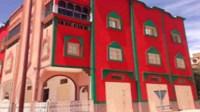 سلطات تنغير تمنع مواطنا من صباغة منزله بألوان العلم الوطني