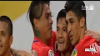 الشيلي -كولومبيا(2-0)