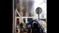 عاجل(+فيديو):حالة استنفار كبير بعد انفجار قرب ملعب سان دوني قبل مباراة فرنسا وايسلندا