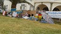 """عائلات معتقلي """"الباكاضوريا"""" بإفني يدخلون في اعتصام و اضراب عن الطعام"""