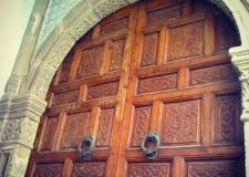 مجهولون يسرقون باب المسجد الكبير بتزنيت