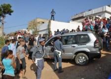 عااجل بإنزكان:شاب يذبح اباه من الوريد الى الوريد ساعات قبل حلول شهر رمضان