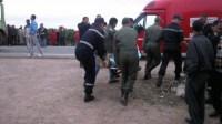عااجل:وفاة شخص وإصابة آخر في حادثة سير خطيرة قرب أمسكروض
