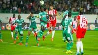 عاجل:الرجاء يسجل الهدف الأول ضد فريق حسنية أكادير