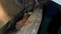 تفاصيل مثيرة في قضية مصرع بائع السمك الذي رمى بنفسه داخل معصرة شاحنة لرمي الأزبال تتوفر على الة حادة لتدوير النفايات.