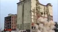 شاهد كيف يتم تحطيم المباني الكبيرة في 10 ثواني |اكثر من 15 مبنى
