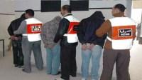 أمن أولاد تايمة يشن حملات على تجار المخدرات ويعتقل 3 أشخاص وهذه هي التفاصيل