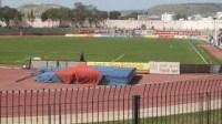 حسنية اكادير تنظم حملة للنظافة بملعب الانبعاث باكادير