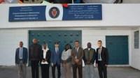 مدراء و أطر السجون بجمهورية تنزانيا في ضيافة السجن المحلي بأيت ملول