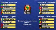 موعد وبرنامج مباريات المنتخب الوطني بأمم إفريقيا الغابون 2017