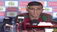 فيديو .. تصريح رجل اللقاء فيصل فجر بعد الفوز على الطوغو
