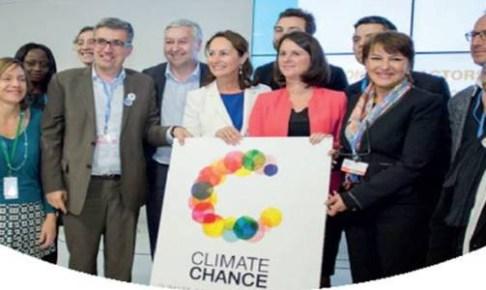 الإعلان الرسمي عن تنظيم الدورة الثانية من قمة  « Climate chance » بأكادير الموعد السنوي للفاعلين غير الحكوميين