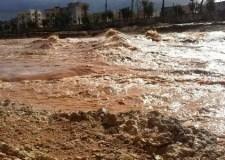 عااجل:الفيضانات تغرق مواقع بكلميم وتزنيت، والطريق نحو أكادير مقطوعة(+صور)