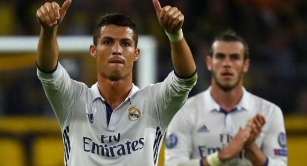 أرقام رونالدو رفقة الريال في دوري الأبطال
