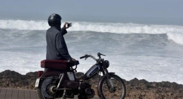 طقس الأربعاء:حرارة نسبية مرتفعة بسوس والبحر هائج