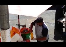 """أكادير:اعتقال أكبر بائع """"النفحة"""" في جبة بائع مشروب العصير بمحيط مؤسسة تعليمية بأكادير"""