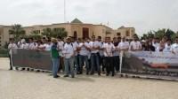 انزكان :طلبة معهد الحسن الثاني للزارعة والبيطرة ينقلون احتجاجهم إلى العمالة