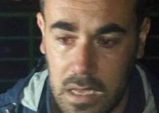 """بالصورة:'ناصر الزفزافي"""" يبكي بالدموع بعد توصله بخبر اعتقاله"""