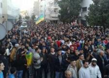 عااجل:نشطاء عازمون على الخروج في مسيرات بعد التراويح بكل مناطق الريف