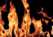 خطير: حريق مهول ينهي حياة شيخ ثمانيني بأكادير