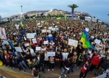 شبكة جمعيات أكادير تدخل على خط احتجاجات الحسيمة وتصدر البلاغ التالي: