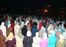 """""""سراق الزيت"""" يخلق فوضى وسط المصليات خلال التراويح بالمسجد"""
