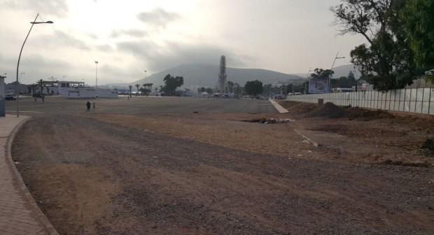 إغلاق ساحة بيجوان وحالة استياء عارمة في أوساط أرباب المطاعم بكورنيش أكادير وزوارها