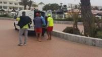 عااجل بالصورة:شاطئ أكادير يلفظ جثة طفل في 13 من عمره