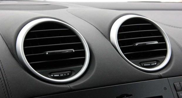 تشغيل مكيف السيارة على أعلى مستوياته يهدد سلامة العين